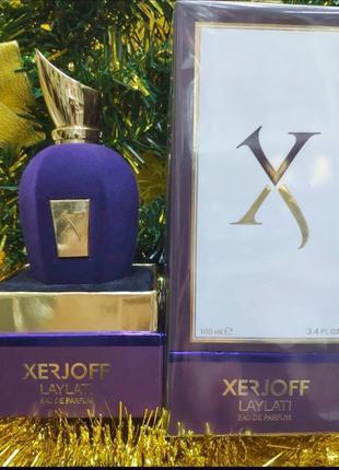 Xerjoff Laylati_Оригинал EDP_5 мл затест парф.вода_Распив