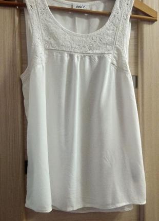 Невесомая блуза из вискозы