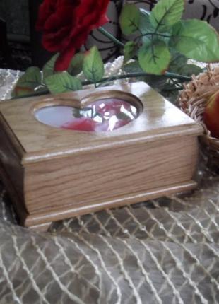 Подарок шкатулки