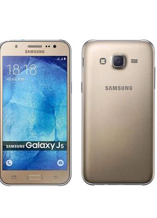 Смартфон Samsung Galaxy J5 (J500F), новий, золотий