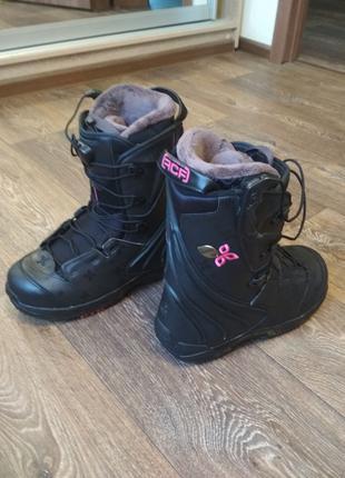 Сноубордические ботинки Salomon ACF Optima