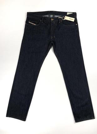 Diesel 36/32 синие джинсы новые