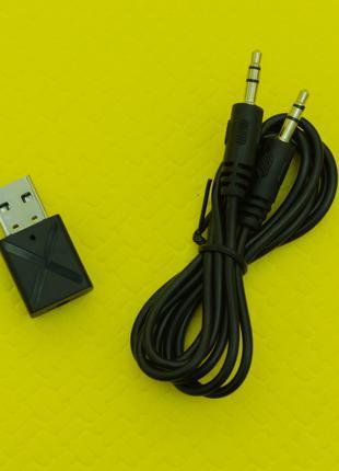 Автомобильный USB Bluetooth 5.0 аудио приемник-передатчик KN320