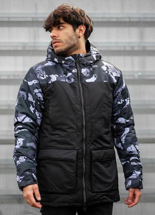 Крутая мужская куртка парка