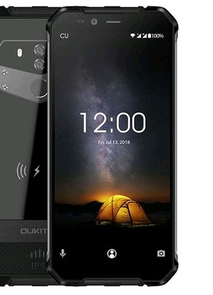 OUKITEL WP1 IP68 4/64GB Helio P23 5000 мАг