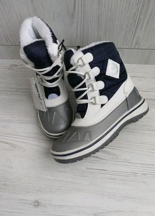 Термо сапоги ботинки Германия