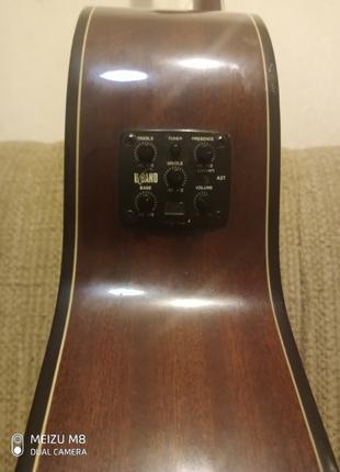 Гитара классическая washburn