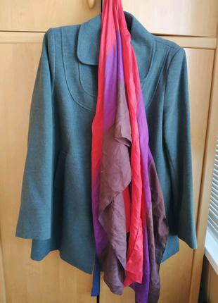 Пальто женское F&F 54 размер
