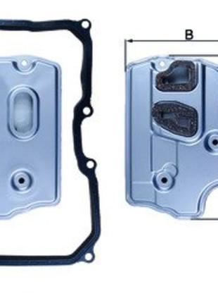 Фильтр масляный АКПП PSA -15 с прокладкой (пр-во KNECHT-MAHLE) HX