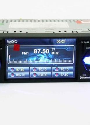 """Автомагнитола Pioneer 4547 4.1""""+Bluetooth+ AV-in Видео вход + Пул"""