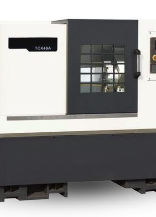 ТСК 46 А Токарный станок с ЧПУ (наклонный)