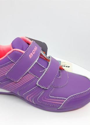 Кожаные кроссовки на девочку 31-36 р. bona