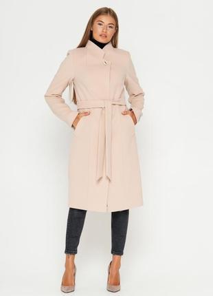 Длинное фабричное пальто belanti 198