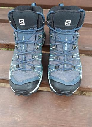 Ботинки Salomon S X ULTRA MID 2 GTX