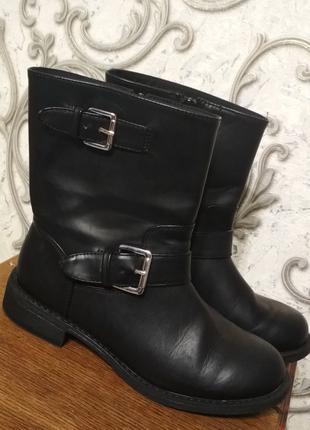 Ботинки челси h&m divided