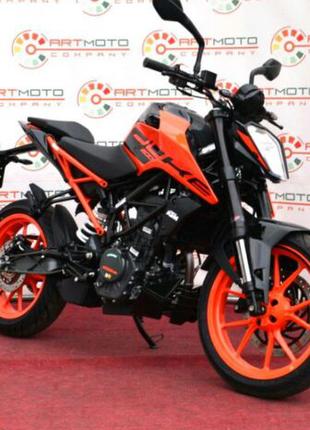 Продам новый мотоцикл KTM Duke-200
