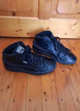 Кросівки Puma,кроссовки зима