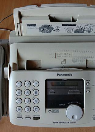 Факс-копир Panasonic KX-FP82RS
