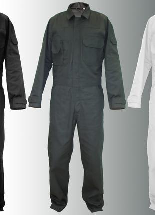 Рабочие комбинезоны, спецодежда, рабочая одежда, спецодяг