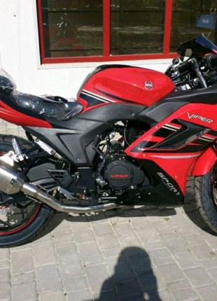 Продам мотоцикл Вайпер -350кубовый