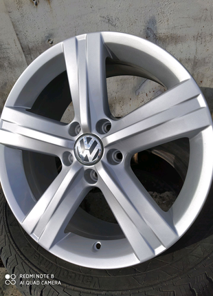 Диск литой оригинал Volkswagen Passat R17(5*112)et47