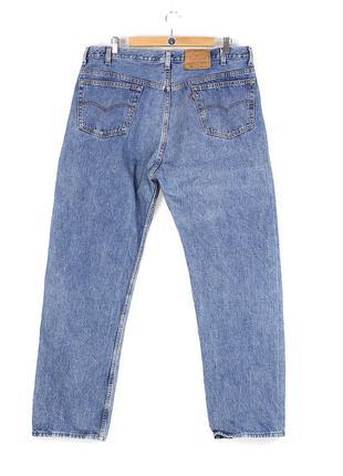 Винтажные джинсы levis w42 l32 501 made in usa