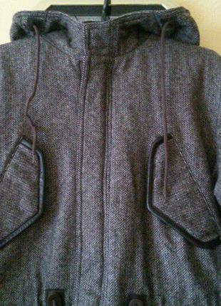 Мужская куртка, парка, пальто.