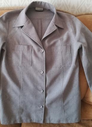 Піджак-сорочка ClockHouse. Розмір 36