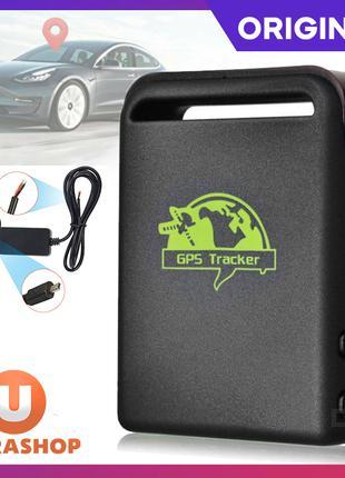 Автомобильный GPS-трекер TK-102-2 Full Original - Мониторинг