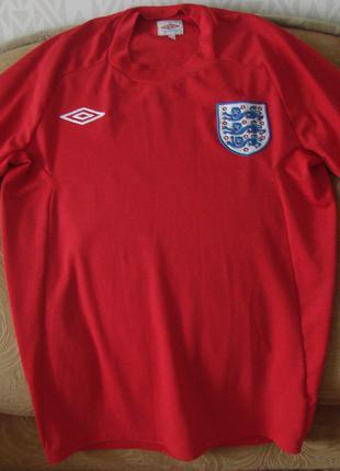 Футболка Umbro, England, 99 Evans :). Розмір 36 (173 см). Оригіна