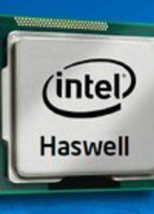 Intel® Core i5-4590 3.3 GHz (up to 3.7 GHz), s1150