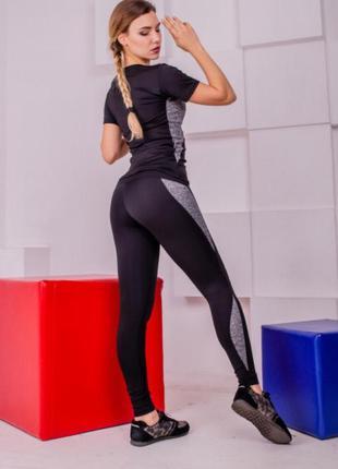 Костюм для фитнеса батал и норма большой размер