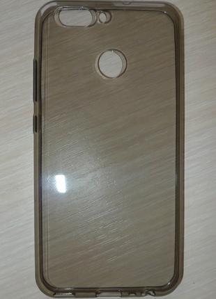 Чехол Global для Huawei Nova 2 темный 0007