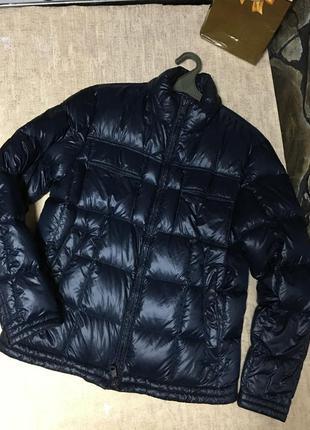 Куртка пуховик чоловіча geox