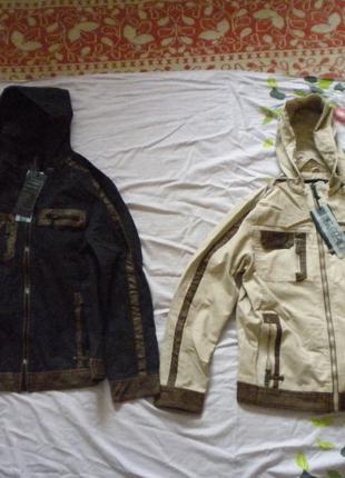 Куртка мужская весенняя H&h розмір 58 (116) куртка чоловіча