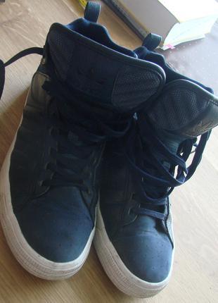 Черевики (ботинки) шкіряні Adidas. Розмір 43 (27,5 см)