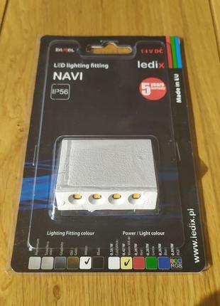 Настенный светильник (ночная подсветка) Ledix Navi