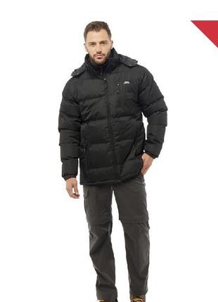Фирменная зимняя мужская куртка