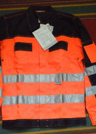 Куртка Planam р.98 рабочая светоотражающая робоча світловідбиваюч