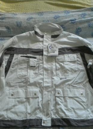 Куртка робоча р 62 Planam Plaline куртка рабочая