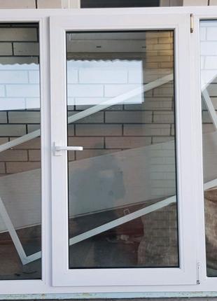 Окно металопластиковое вікно пластиковое