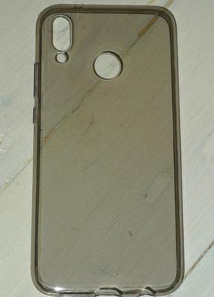 Чехол Global для Huawei P20 Lite темный 0028