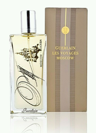 Guerlain Les Voyages Moscow 100 ml Женский парфюм