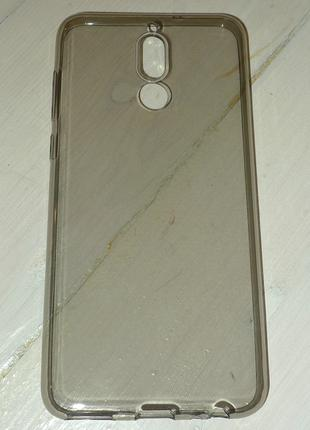 Чехол Global для Huawei Mate 10 Lite темный 0034