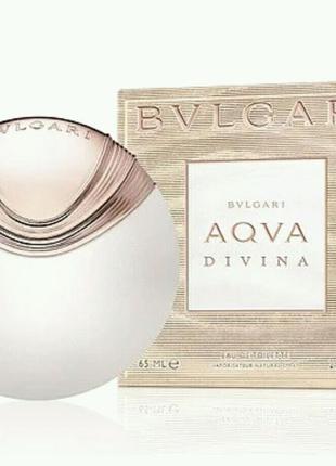 Bvlgari Aqva Divina  65 мл женский парфюм