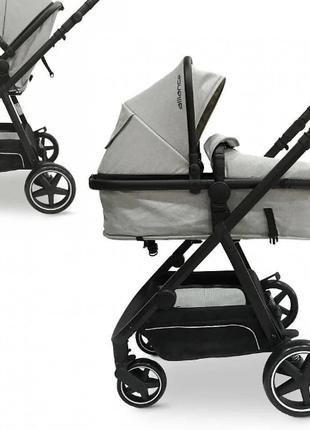 детская универсальная коляска  трансформ  ALLIANCE 2 В 1 ME 1069