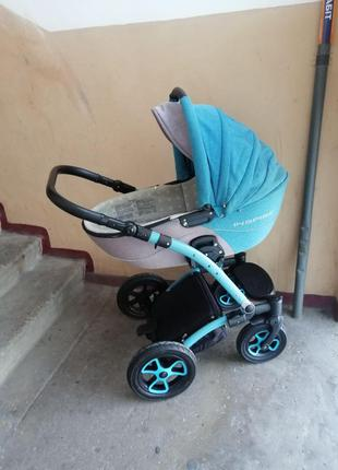 Детская коляска TUTEK inspire 2 в 1