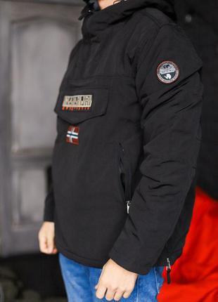 Анорак куртка napapijri(зимний вариант)