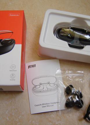 Беспроводные Bluetooth наушники FIVI (FE625) TWS5.0