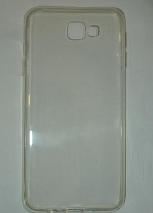 Чехол Global для Samsung G570 J5 Prime светлый 0056